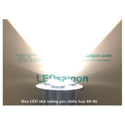 Thấu kính LED Highbay 60 độ