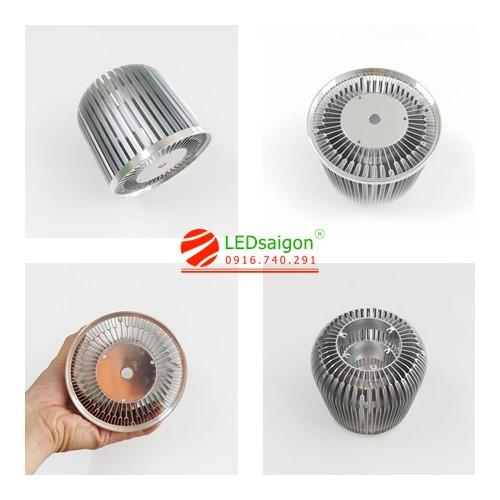 Tản nhiệt bộ đèn LED Bulb 40W