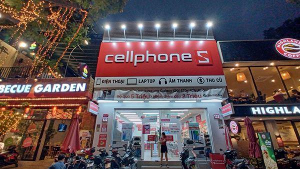 Đèn LED pha 40W chuỗi cửa hàng Cellphone