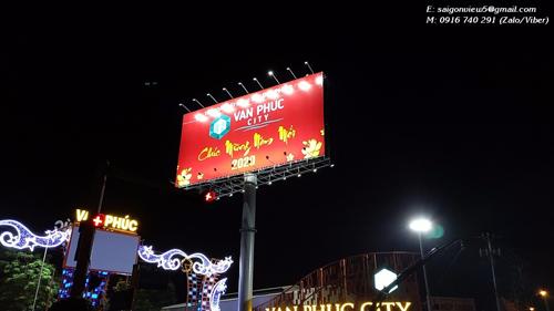 Billboard Vạn Phúc City tại QL13