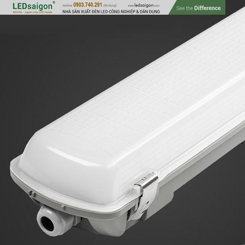 đèn led chống ẩm 1m2 2x18w chip nichia