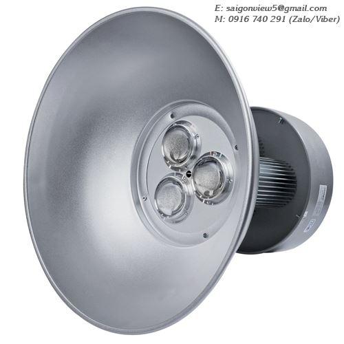 đèn led nhà xưởng highbay nichia