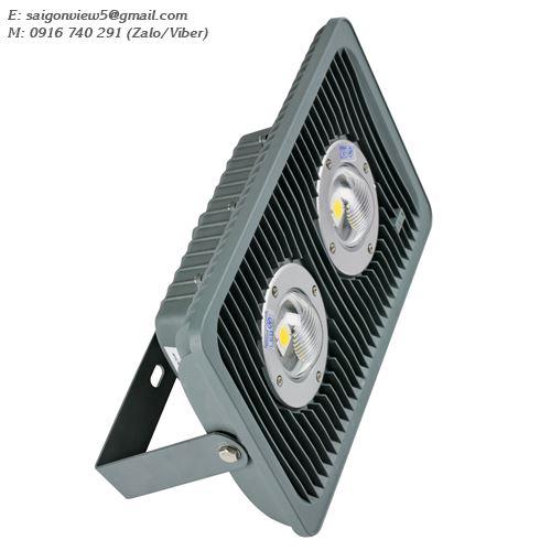 đèn led công nghiệp kho lạnh 100w