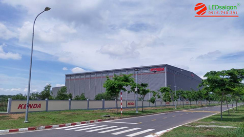 nhà máy kenda