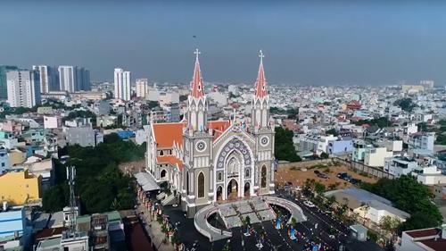 nhà thờ quảng đông