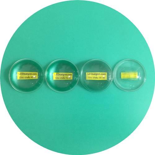 thấu kính thủy tinh cho đèn led pha