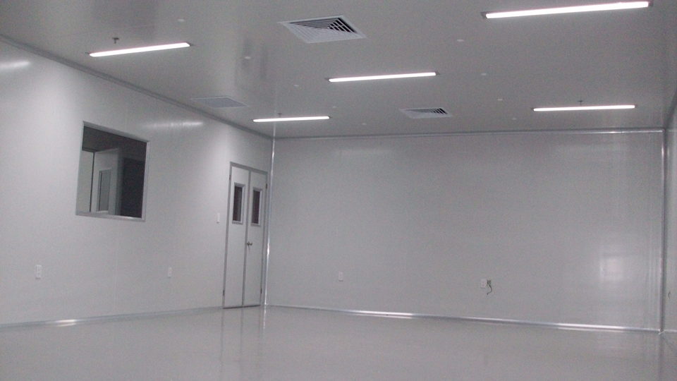 Đèn LED phòng sạch lắp âm trần