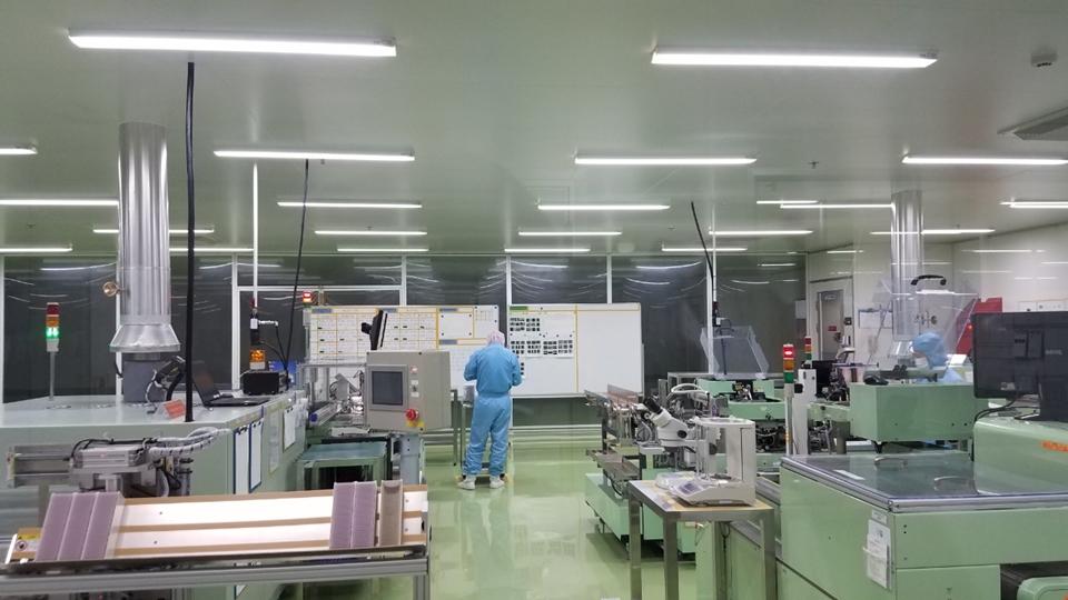 LED Clean room chiếu sáng phòng sạch